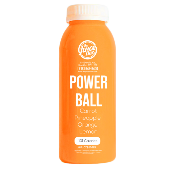 Power Ball Juice