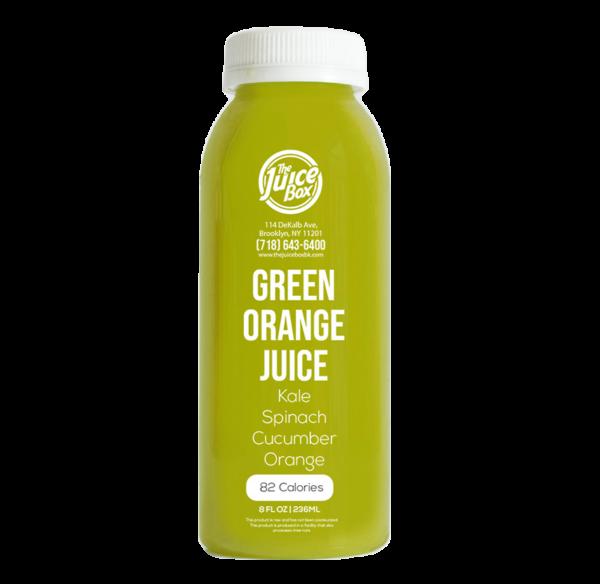Green Orange Juice