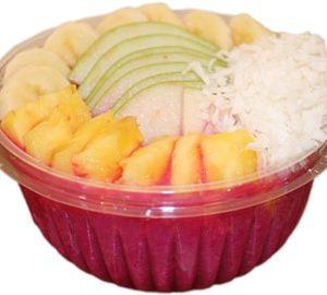 Tropical Dragon Pitaya Bowl